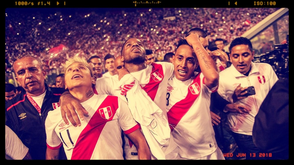 The one billon-dollar game - Peru finally qualified for the 2018 world cup after 36 years of failure. 36 years of suffering, terrorism, corruption and economic crisis.Footballer Paolo Guerrero and his teammates are breathing new life and hope into their country. What happens at the World Cup will have an impact way beyond the pitch...