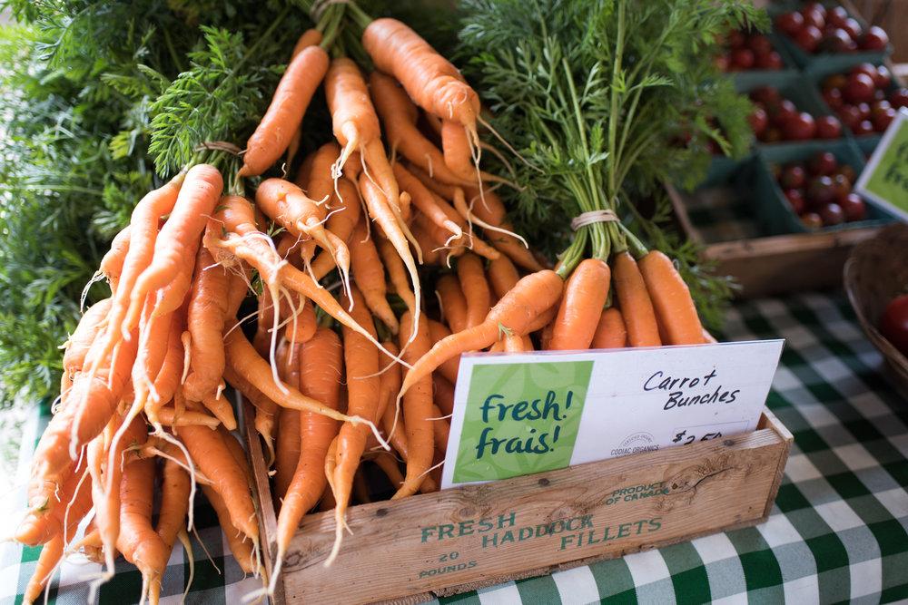Marché Shédiac Market - Récolte de Chez Nous - Really Local Harvest