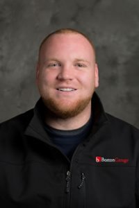 Jason Johansen, Flooring Division Manager