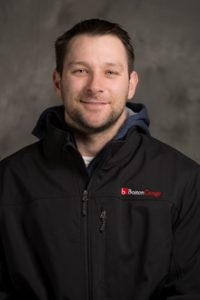 Derrick McKean, Cabinet Division Manager