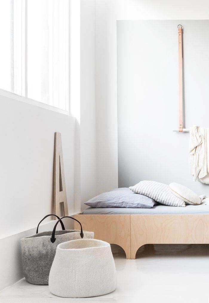 STUDIO MINI — A75 Teen Bed - 4 Colours