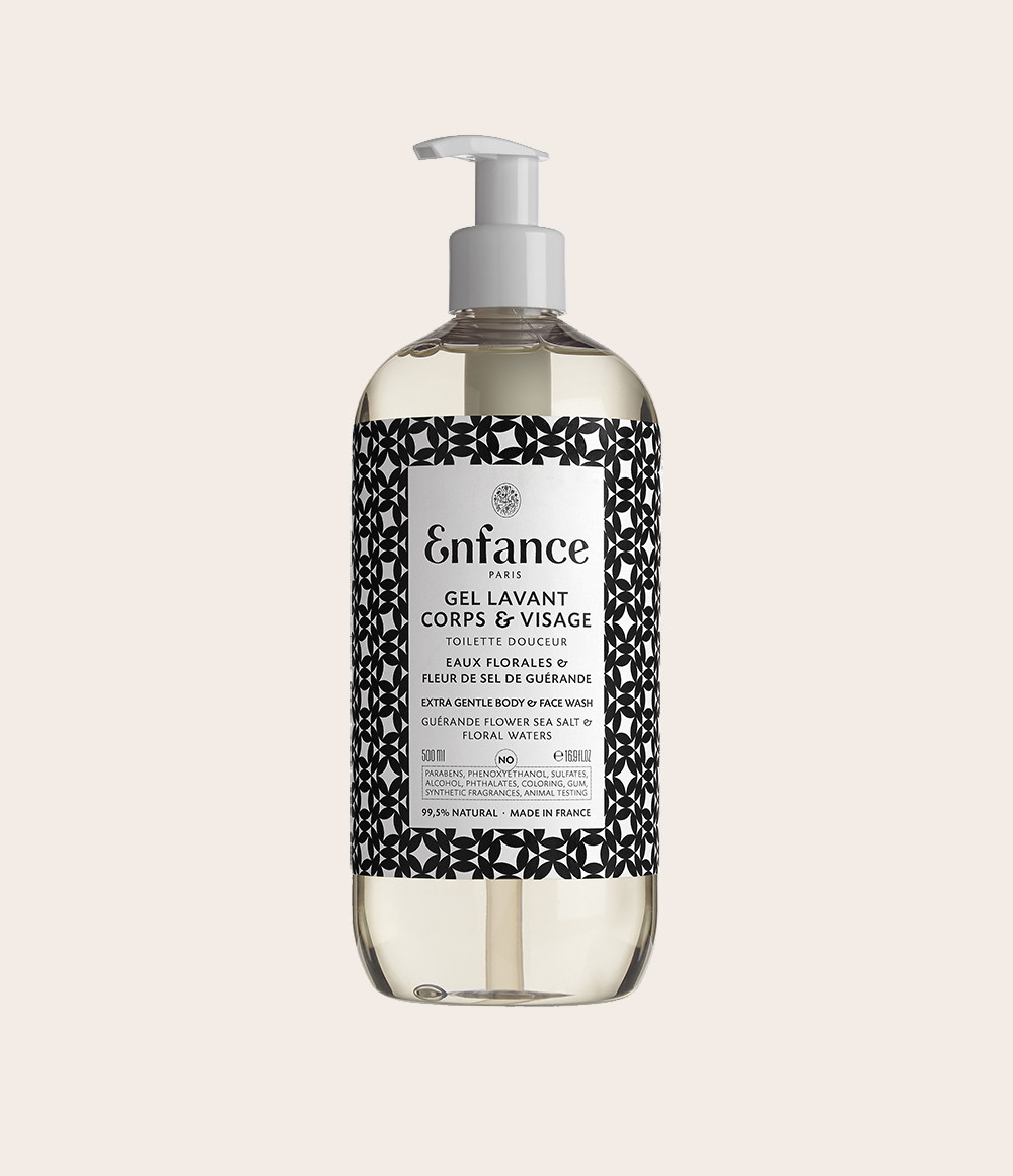 STUDIO MINI — Gentle Body & Face Wash