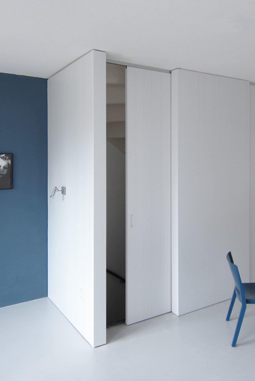 Schuifdeur In Wand.Wand Met Schuifdeur Renier