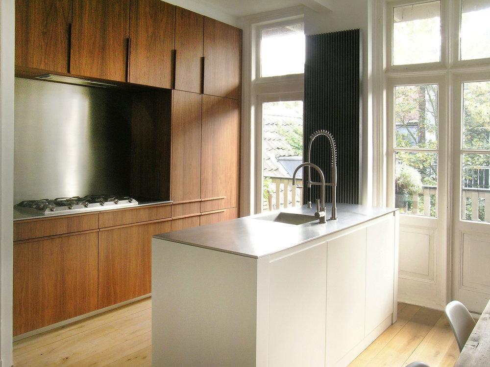 Keuken Wandkast 8 : Kookeiland en wandkast u renier