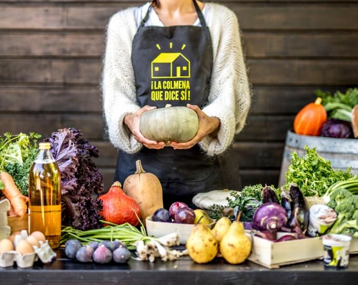 Regala productos locales con la Tarjeta Regalo de ¡LCQDS! - ¡La Colmena Que Dice Sí! pone en contacto a productores locales y consumidores a través de Colmenas o comunidades de consumo en los barrios. *También como regalo de empresa.