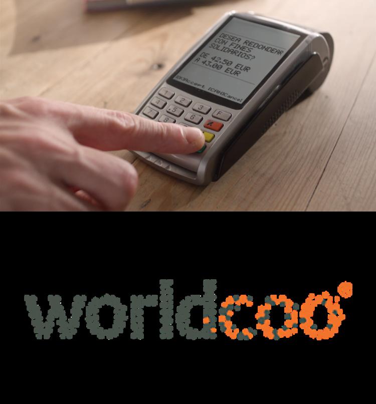 Ofrece la posibilidad de hacer una micro-donación al comprar tus productos - Worldcoo ayuda a las ONG a encontrar los fondos económicos necesarios para impulsar sus proyectos.