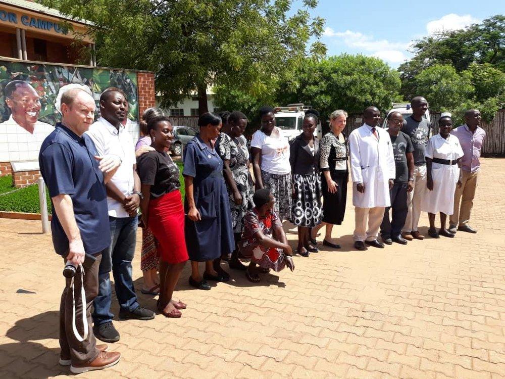 Lacor Hospital in Gulu