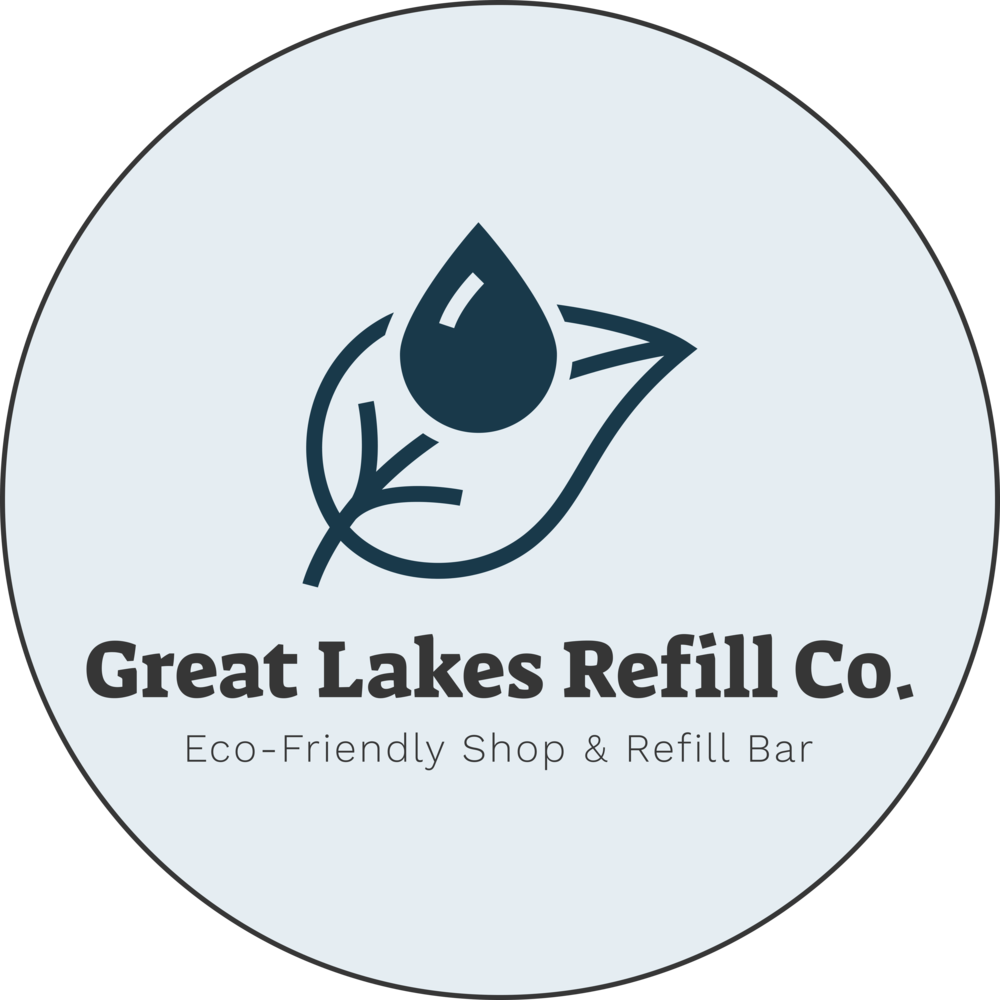 Great Lakes Refill Co.  Instagram: greatlakesrefillco WEBSITE:  Www.greatlakesrefillcompany.com