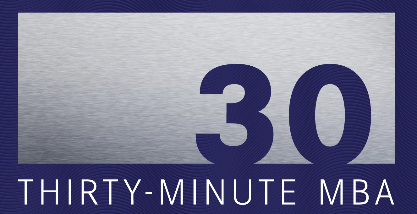 30minMBA – The Future of Work
