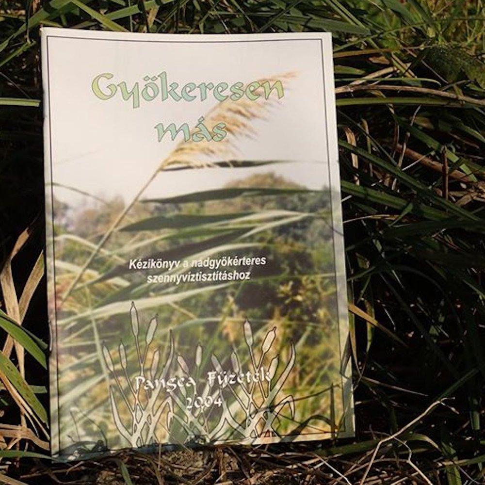 - Sasvári Ágostan (2004): Gyökeresen más (52 pp.)Kiknek ajánljuk: akiket érdekelnek a környezetbarát szennyvízkezelési eljárások, esetleg saját nyaralójukat szeretnék zöldebbé tenni.500 Ft