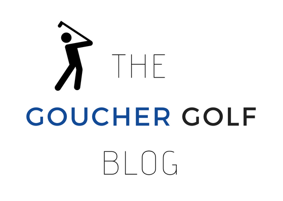 The Goucher Golf Blog