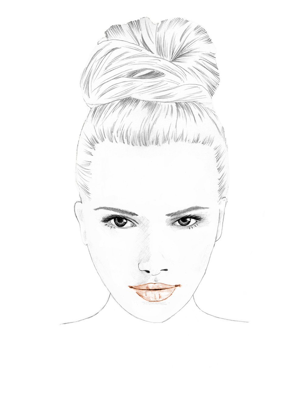 Blohitto: Hair Up Do