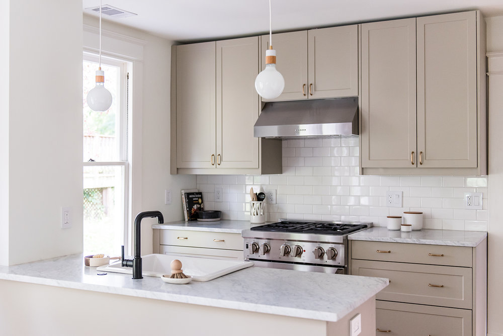 Our Takoma Park Renovation: Kitchen Reveal