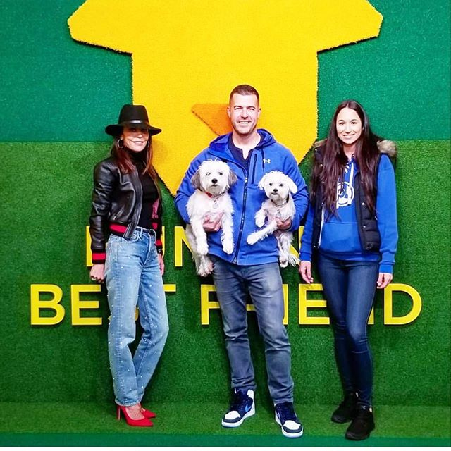 Loved having @packleaderdogs and @bethennyfrankel come play with as Human's BF! 🐾
