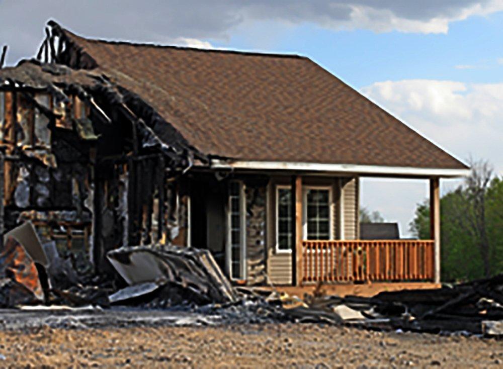 Fire Restoration -