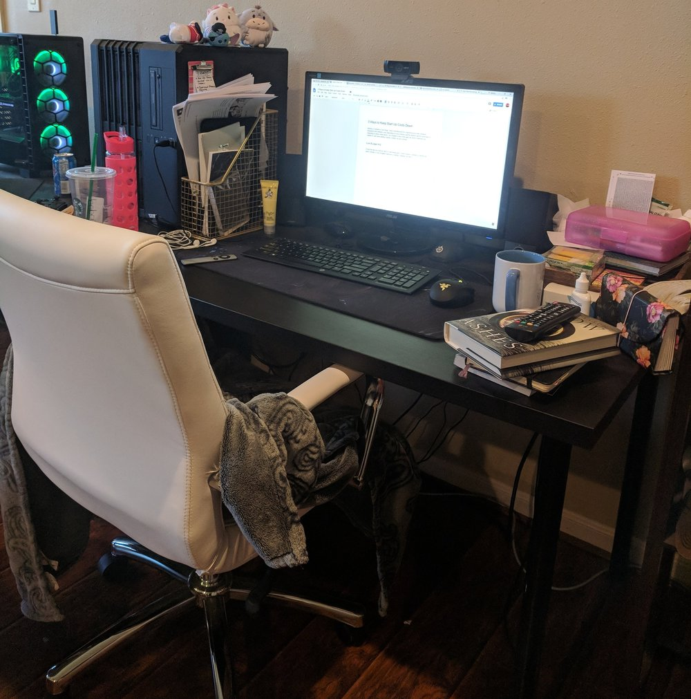 Lindsay's Home Office