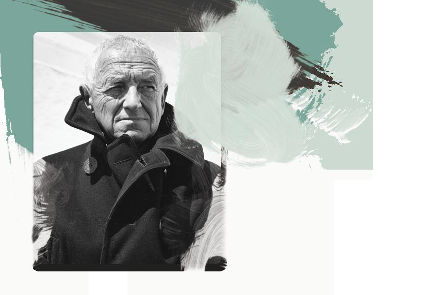 Andrew Wyeth: 1917–2009 |  Photo Courtesy of Bruce Weber, 1989