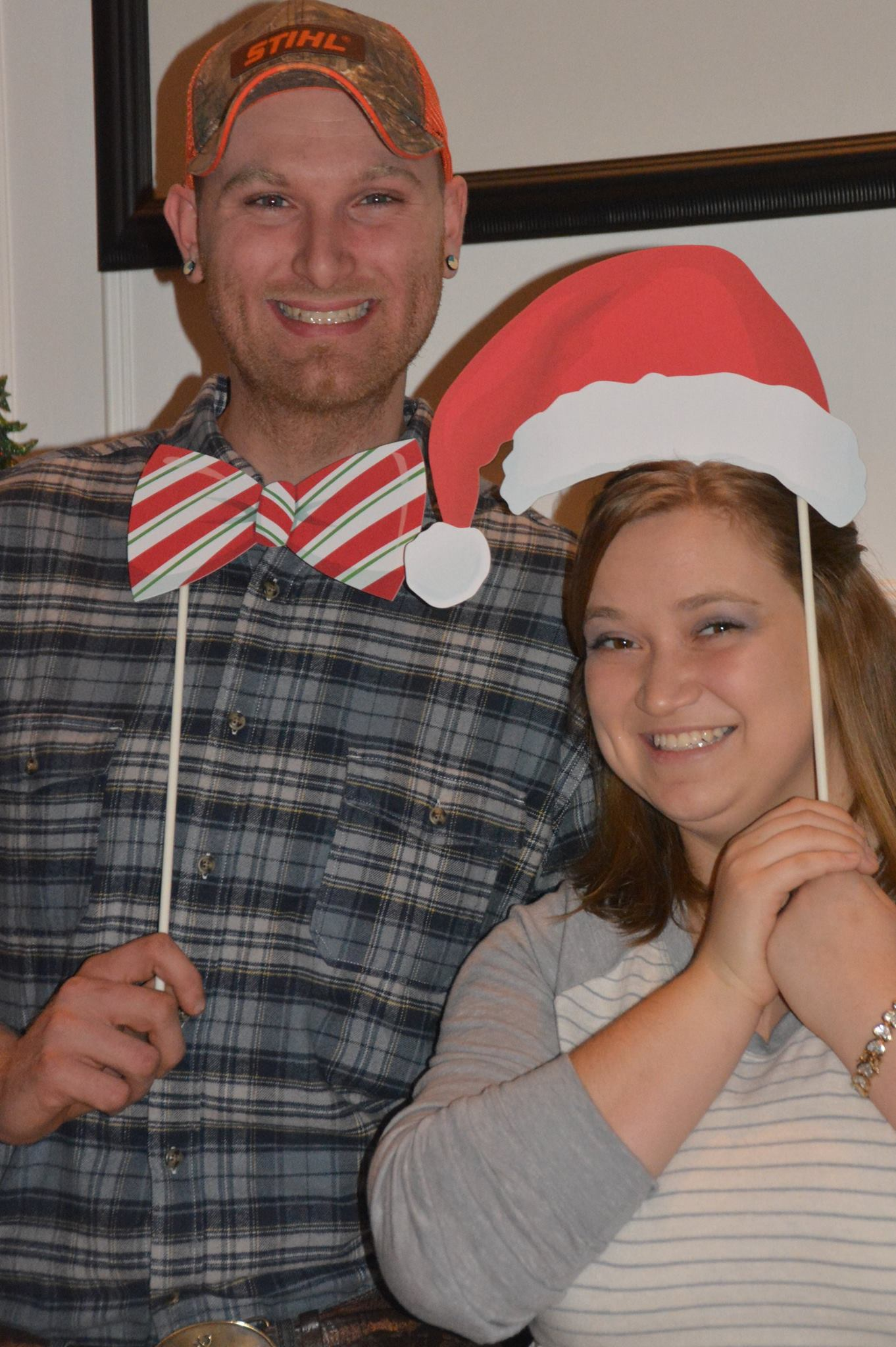 Christmas Eve at Lindas