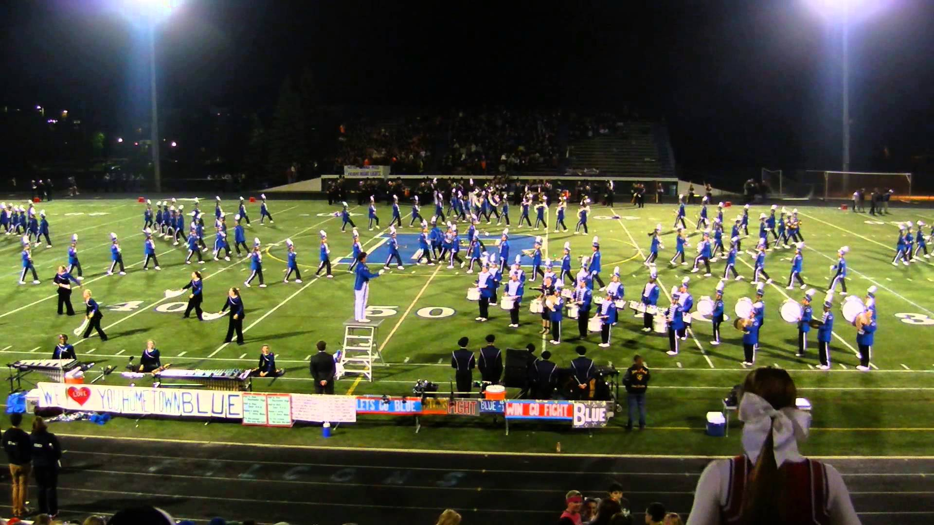 Stoney Creek Marching Band 4