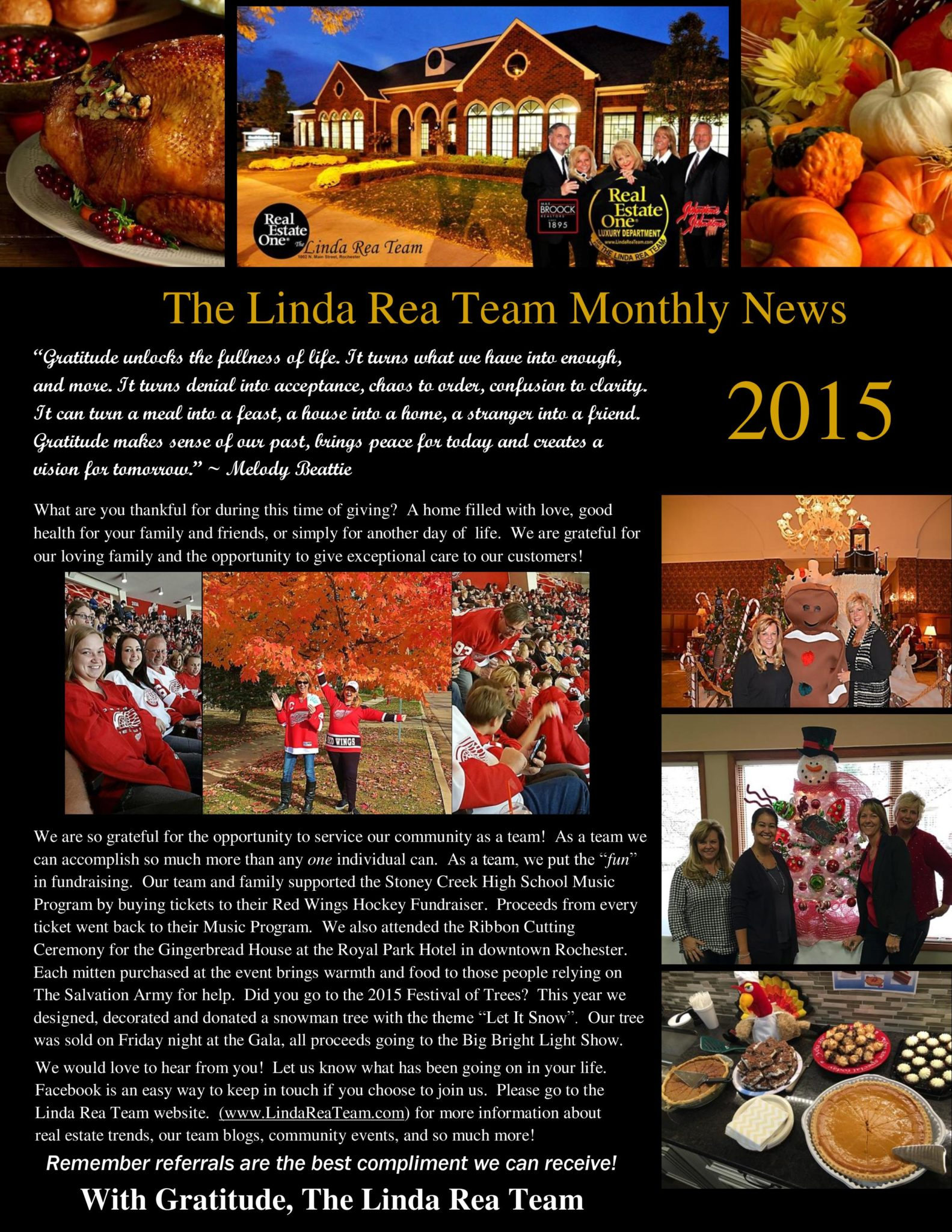 The Linda Rea Team Monthly News November  2015-page-001