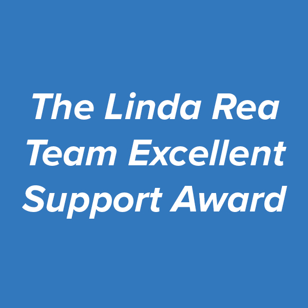 The Linda Rea Team Excellent Support Award.jpg
