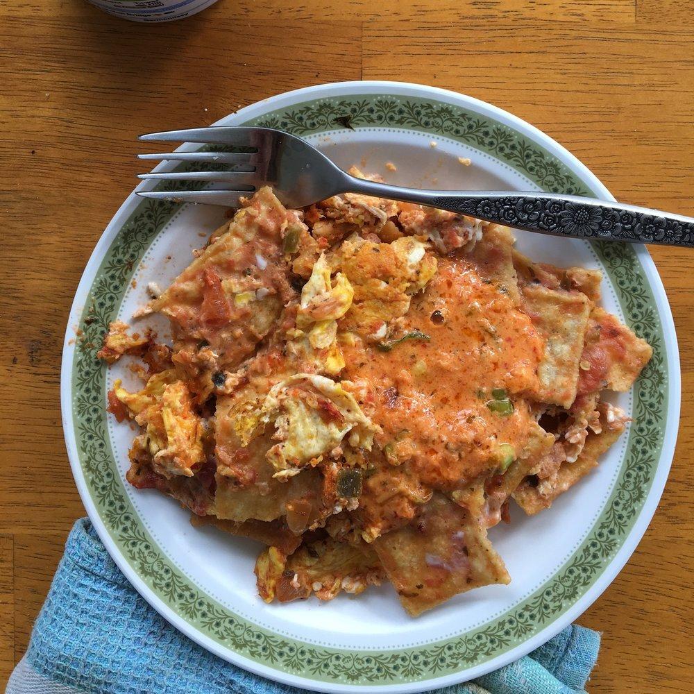 Kimchi Queso -