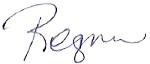Regina Birdsell  President and CEO