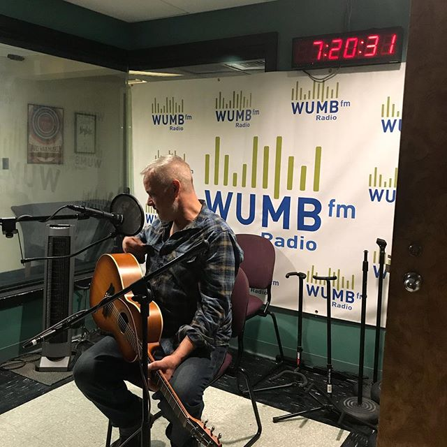 It was a pleasure to join Perry Persoff's @wumb919 radio show last night. Thank you for having me Perry!  #radio #livemusic #boston #umassboston #frankmorey #wumb #blues #folk #radiointerview #musicislife #delmarkrecords #lowell