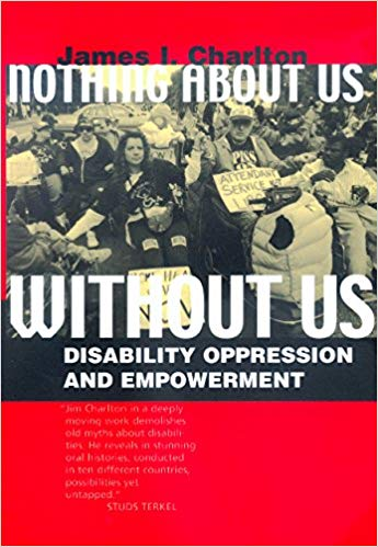 Cover image: Nothing About Us Without Us