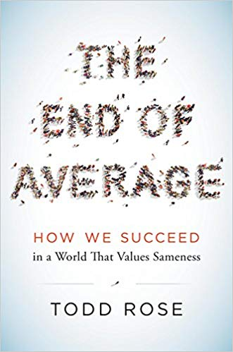 Cover image: The End of Average