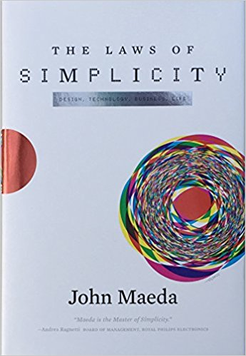 Cover image: The Laws of Simplicity