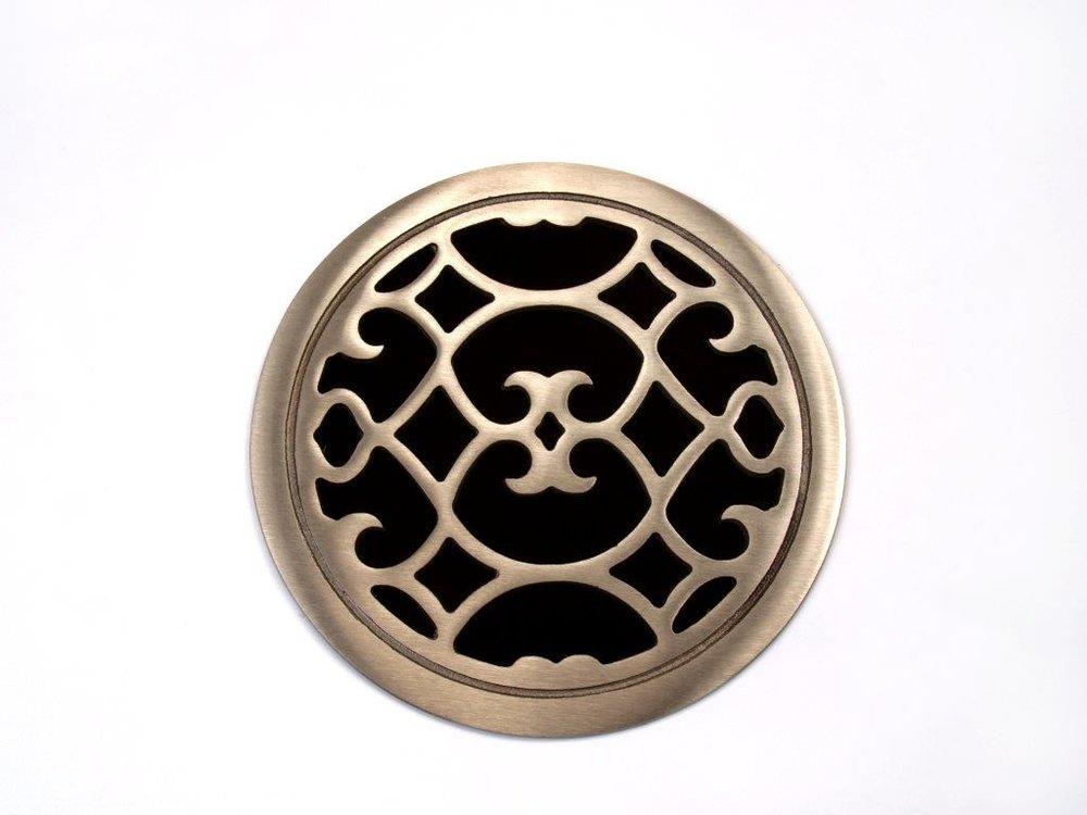 FINAL Filter grill round with damper 009--FINAL Renaissance Round Red Bronze.jpg