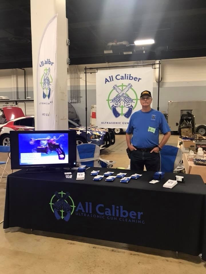 Our first appearance! We had a great weekend at the South Carolina Arms Collectors Gun Show on August 11-12, 2018.