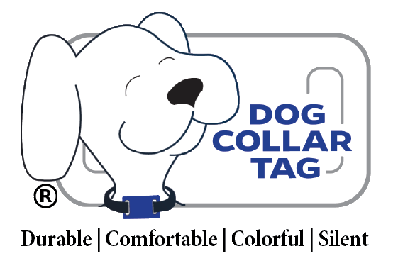 Dog Collar Tag