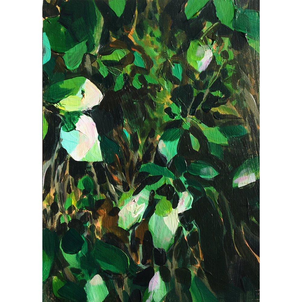 """""""Velvet Tapestry"""" 5 x 7 inches"""