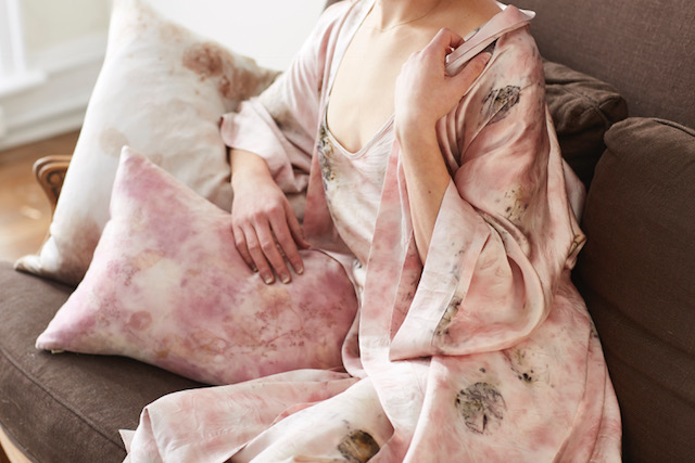 Leizu Collection Sleepwear and Decorative Pillows