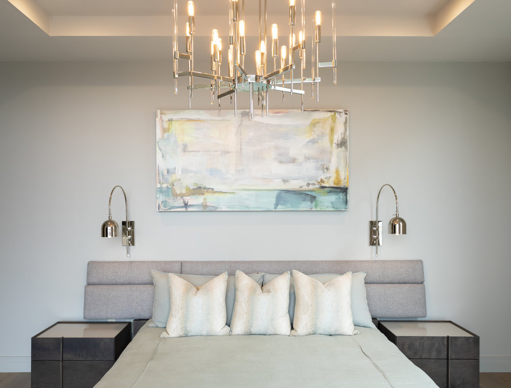 Here, this Kiah Bellows is the finishing touch to an impeccably designed space by Chisana Hice-Smith at In Site Desgins. Private Collection, Greenville, SC.