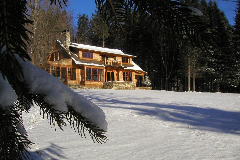 Architect's Retreat -