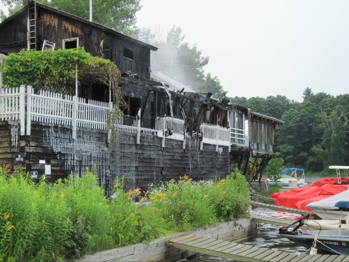 Fire Aftermath