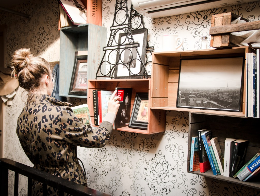 Books galore