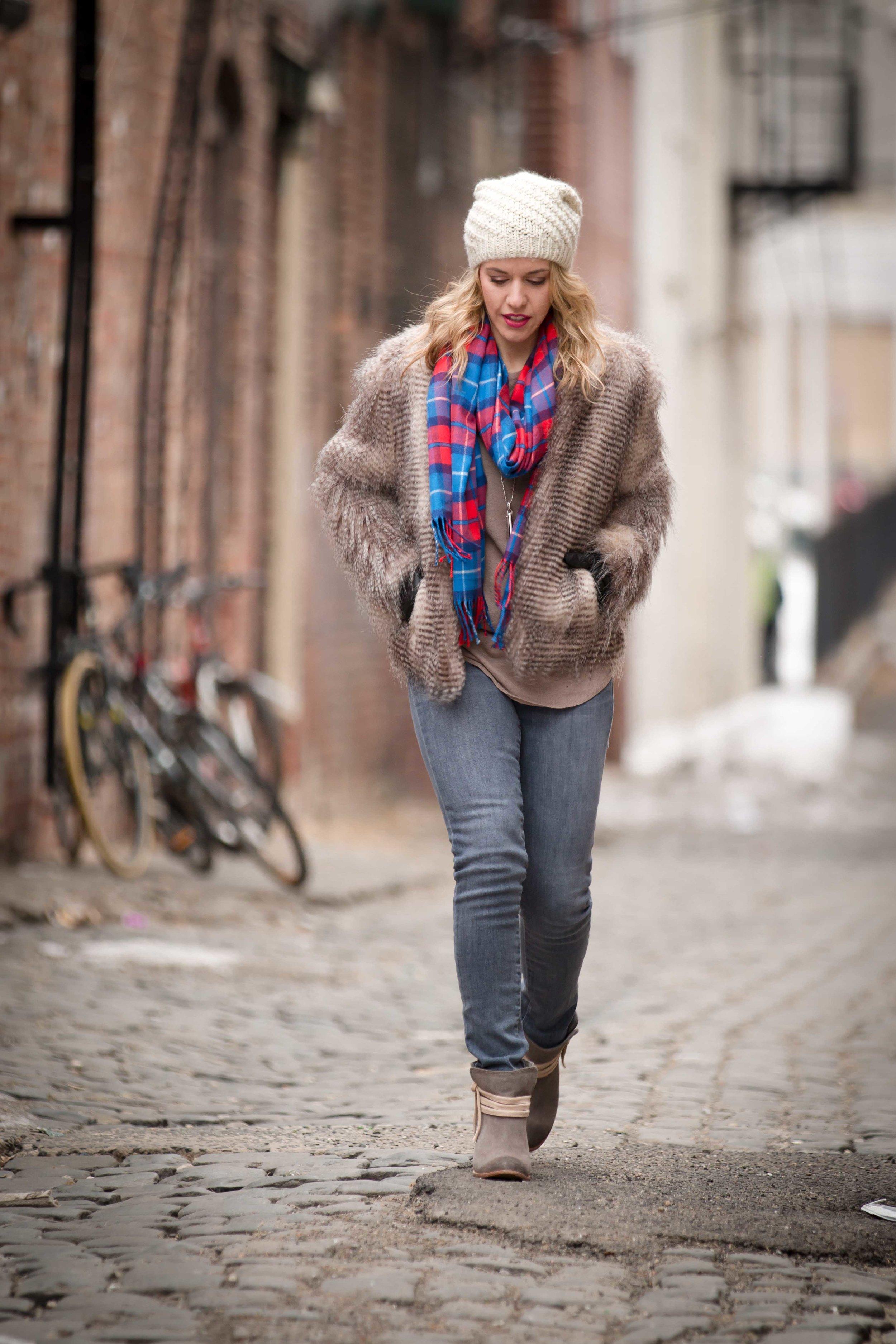 warm walk