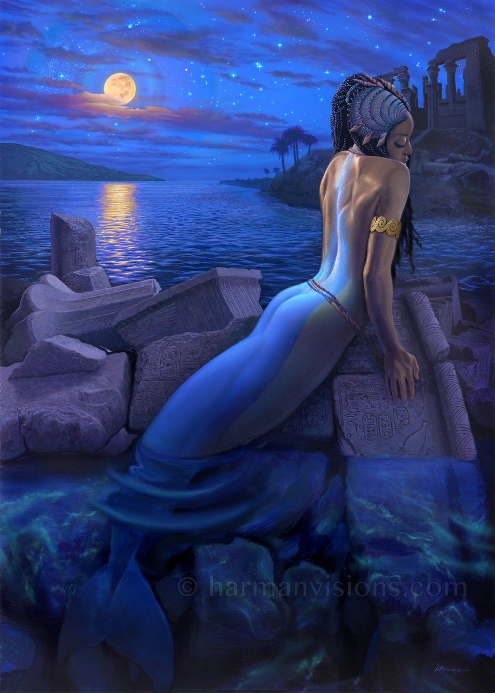 Mermaid Nocturne