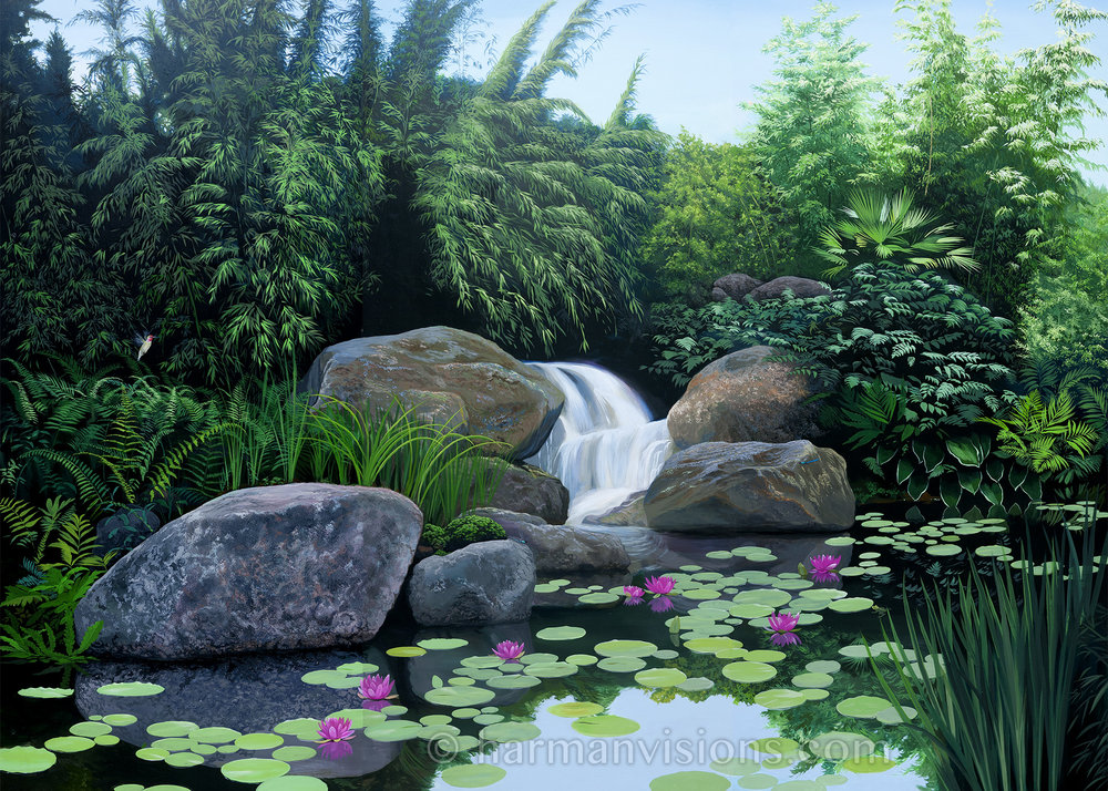 Dharma's Pond