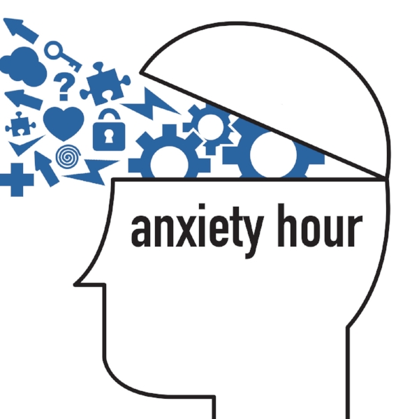 anxiety hour - A monthly podcast uploaded Mondays where we discuss my mental illness, mental health in general, and hear from guests from time to time.Available on iTunes.