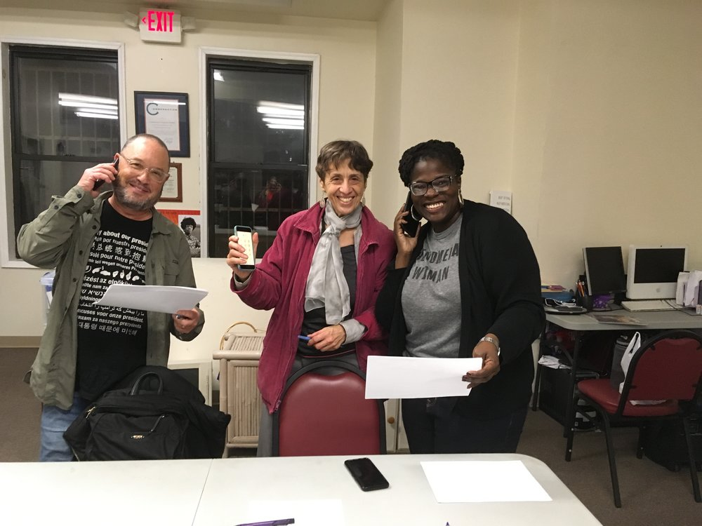 CVH Power Phone Banking for Stacey Abrams