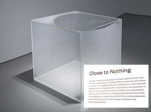 - Modern Art is highly subjective, and the signage is often short and jargon filled, so it's no wonder that it can be difficult for a visitor with no background in the subject to understand what they are looking at.