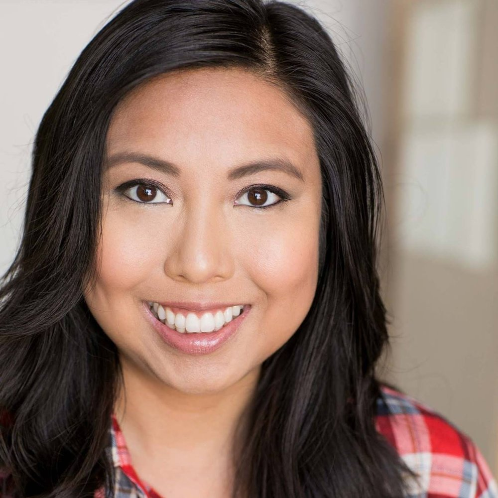 E9:  Rosie Tran  - Stand-Up Comic | Episode: Performing Is An Act Of Giving.