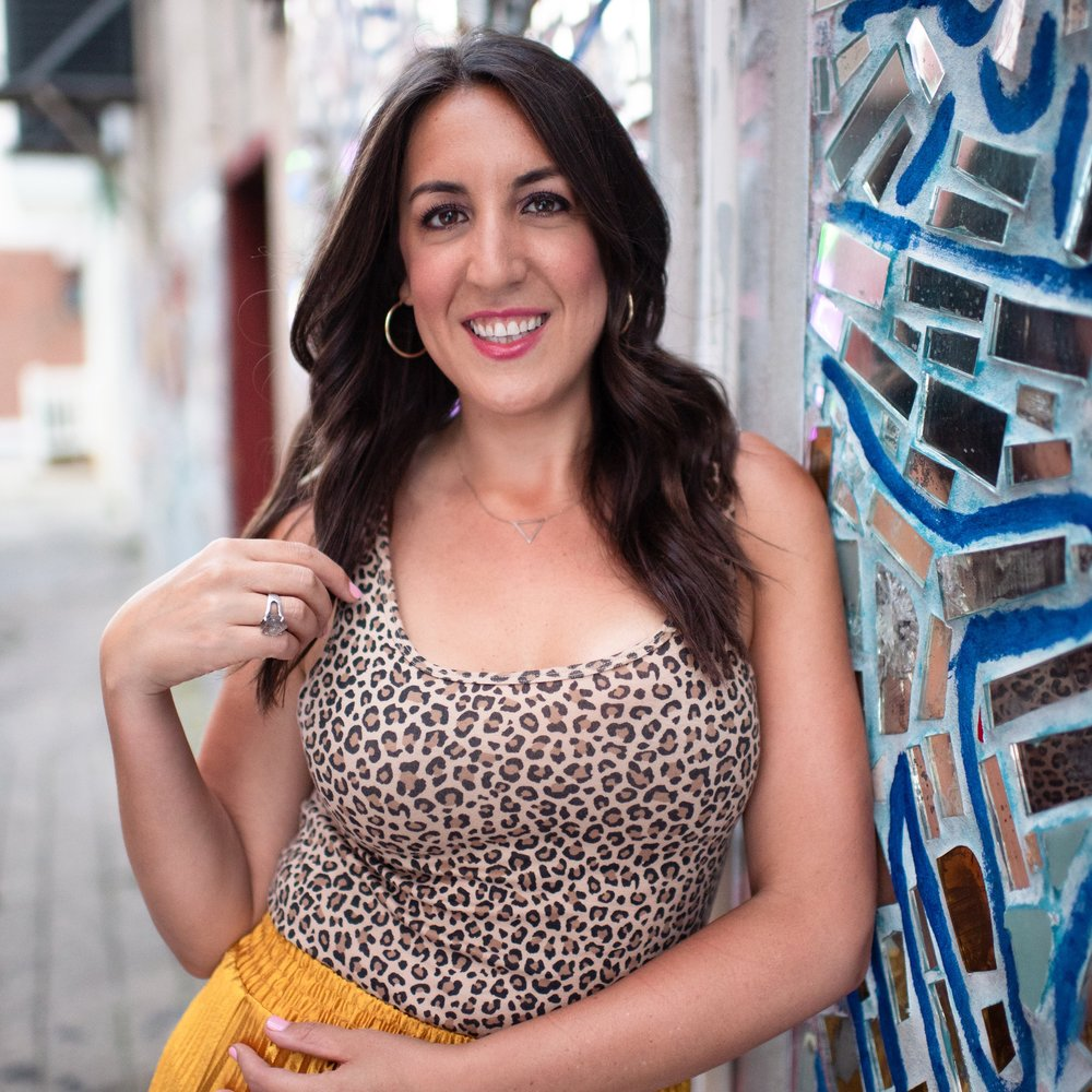 E10:  Danielle Mercurio  - Stand Up Comic | Episode: Finding Your Niche and Other Woke Things