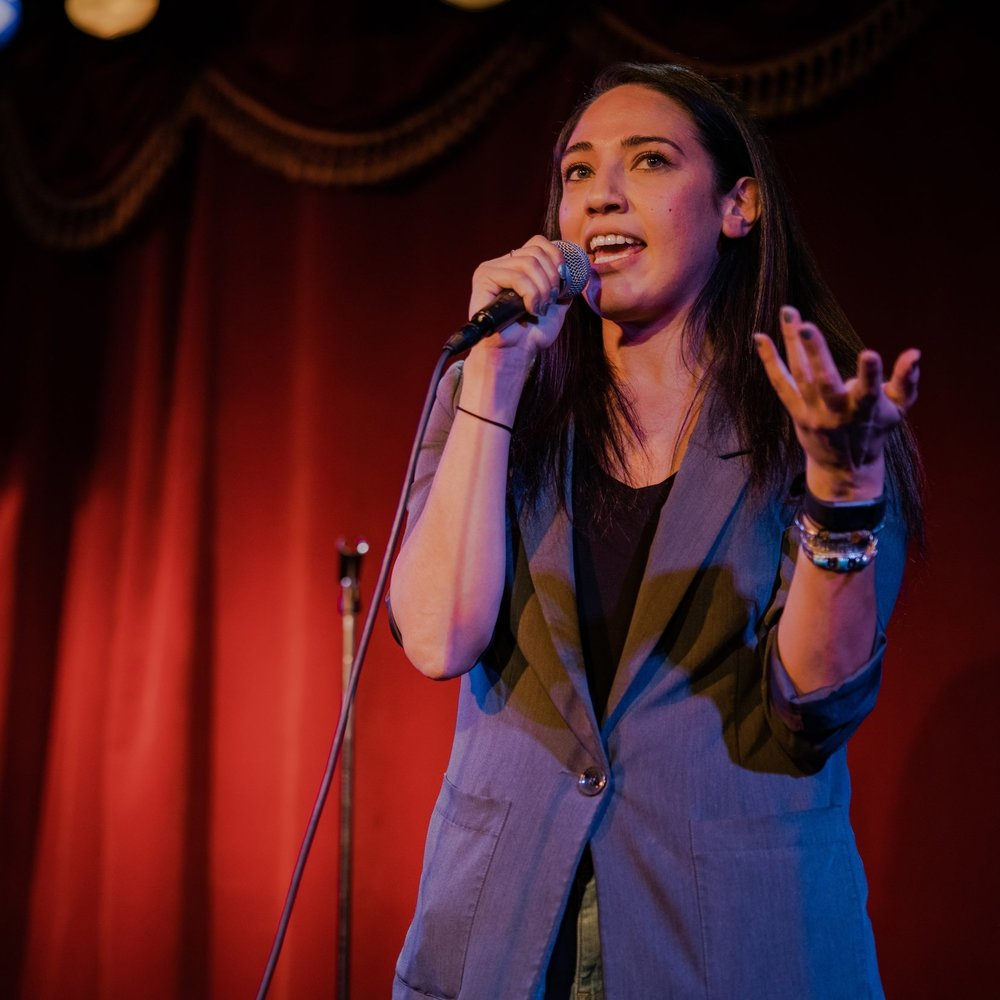 E14:  Reem Edan  - Stand Up Comic | Writer Episode: Taking Initiative & Going Full Time