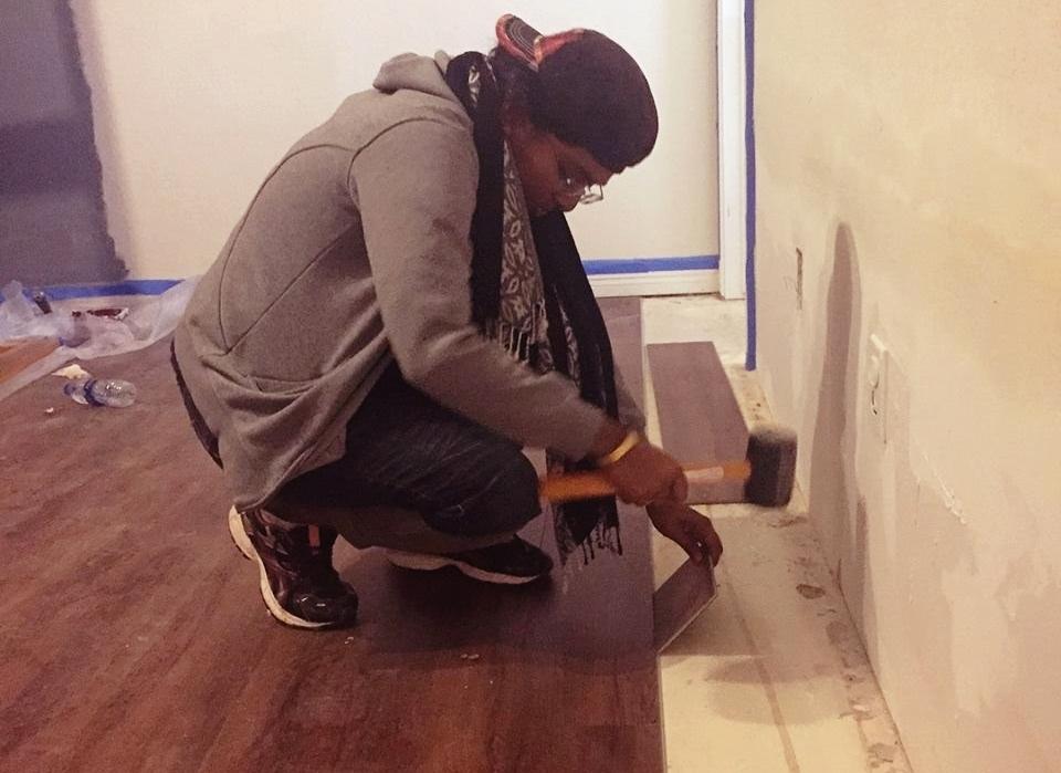 Replacing flooring Haiker home.jpg